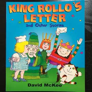 King Rollo's Letter and Other Stories