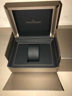 JLC Jaeger LeCoultre Box