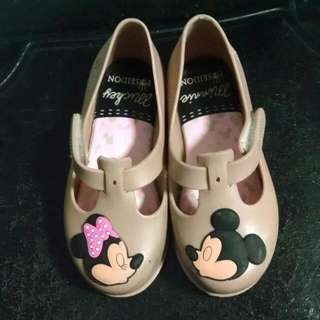 Mickey & Minnie Mouse shoes