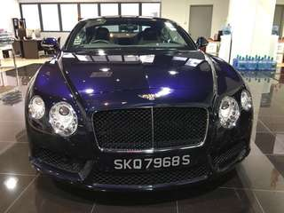 Bentley Continental GT 4.0 Auto V8
