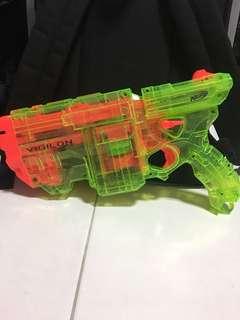 Nerf vigilon toy gun