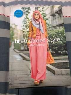 Dian pelangi hijab street style