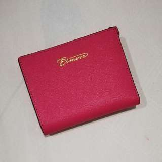 EIMORE Genuine Leather Small Wallet