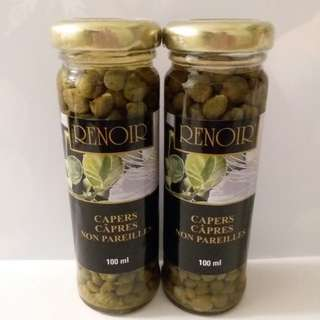 Capers 100ml (2 bottles)