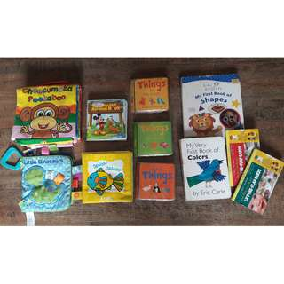 Books for baby & toddler