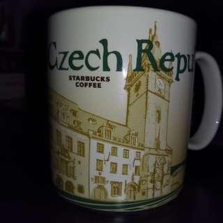 Czezh Republic - Starbucks Iconic Mug