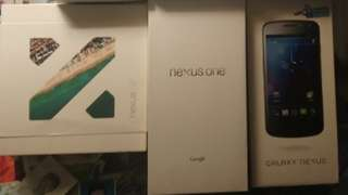 Nexus One 盒