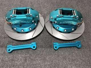 Project Mu 285mm Honda Jazz Gk/City Gm6
