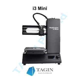 Wanhao Duplicator i3 Mini (120*135*100mm Print Volume) , Brand New