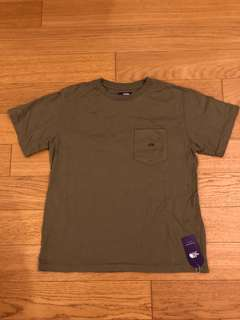 The north face purple label tee SS18