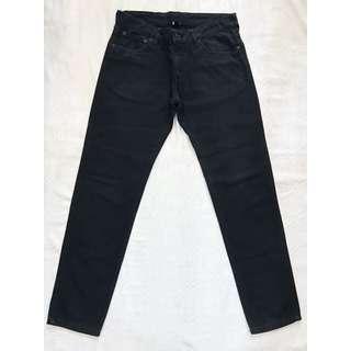 Paddocks Black Slim Fit Pants