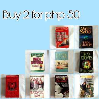 🌺BOOKS🌺2 for php50🌺
