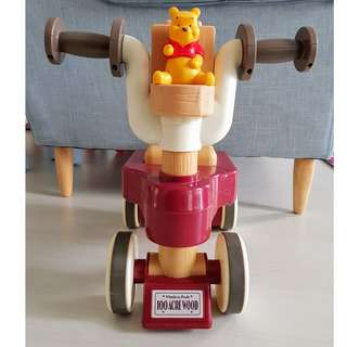 Winnie the Pooh Step 2 Ride-on Toy