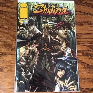 Shidima #1, #2, #3