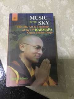 Music In The Sky book