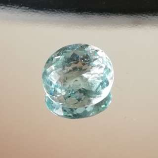 Natural Aquamarine gem