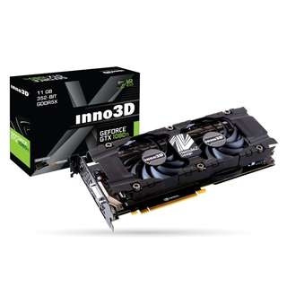 INNO3D GEFORCE GTX 1080 TI X2