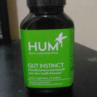 HUM gut instinct