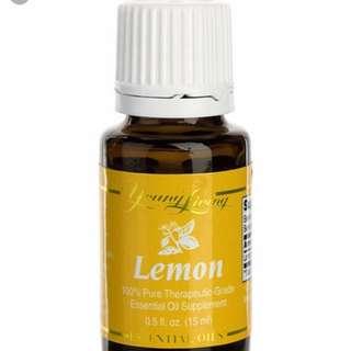 Young Living Essential Oil Lemon - 15 ML