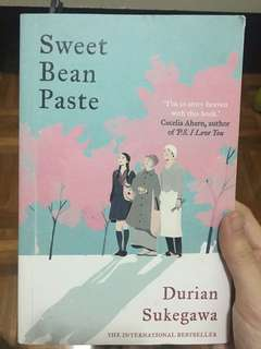 Sweet bean paste by Durian sukegawa
