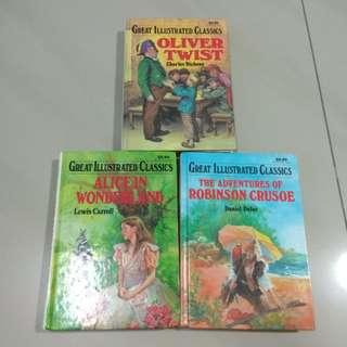 Children's Classics Books