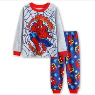 Spiderman Pyjamas