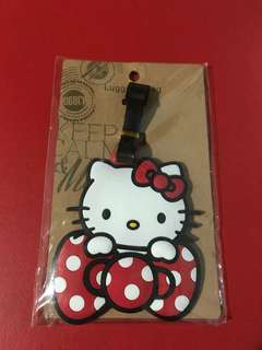 Luggage Tag - Hello Kitty