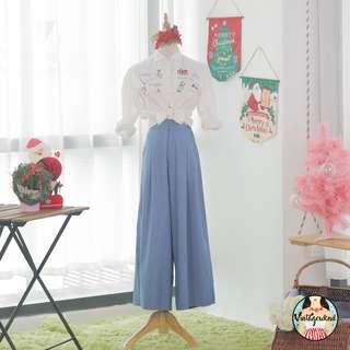 🍿 Vintage Blouse VB1270