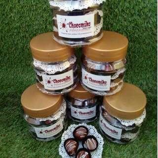 Chocobite Chocolate Jar