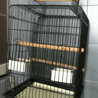 Like NEW...Used pet cage sangkar for bird or parrot