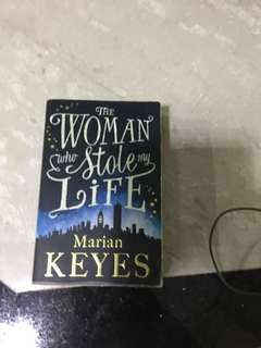The Woman Who Stole My Life book