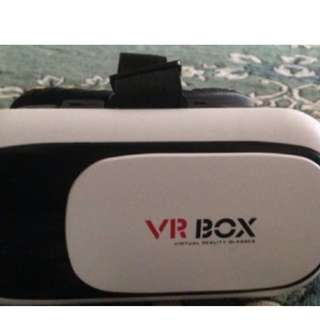 VR Box Virtual Reality 3D Glasses Headset Version 2.0 for Smart Phone Watch Video Movie & Gaming