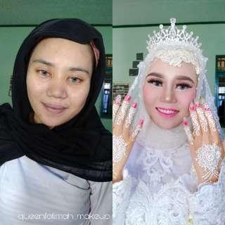 Jasa Makeup Wedding dll