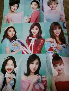 Twice unofficial poster