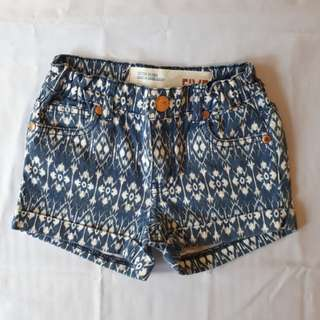 COTTON ON Kids denim shorts (size 5)