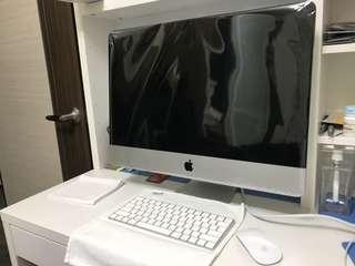 Apple iMac Retina 4K 顯示器 電腦