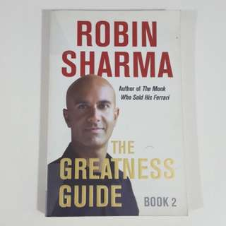 The Greatness Guide (Book 2) by Robin Sharma