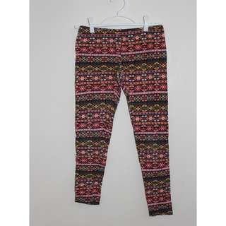 Full Tilt printed leggings for little girls