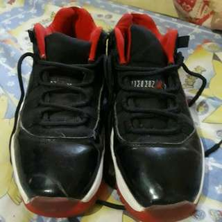 Authentic Jordan 11 Low cut