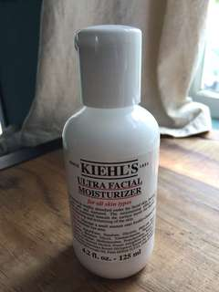 Kiehl's ultra facial moisturizer