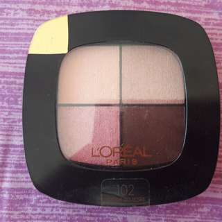 Loreal Eyeshadow 102