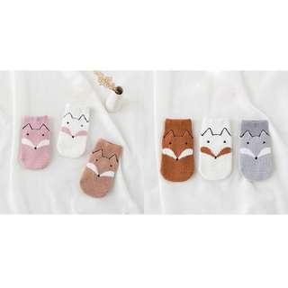 Foxie Socks Series
