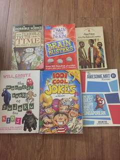 Story Books to trade
