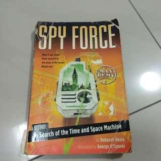 Spy Force (children's book)
