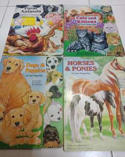Hard Cover Children English Books