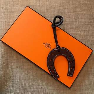 Authentic Hermes Paddock Charm