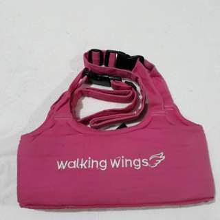 Authentic walking wings harness