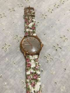 Aeropostale Rose Gold Fashion Watch