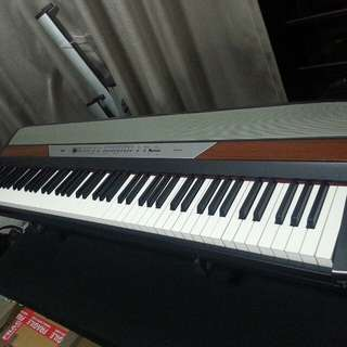 Korg SP250 digital piano with 88 weighted keys