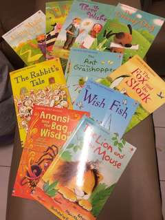 Usborne First Reading 10books